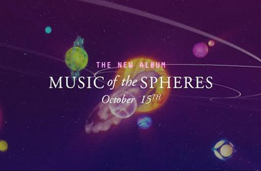 コールドプレイ、ニュー・アルバム『Music of the Spheres』のトレーラー公開