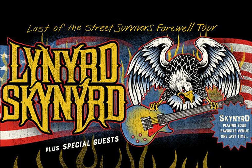 レーナード・スキナードがフェアウェル・ツアーのヨーロッパ/UK公演を発表