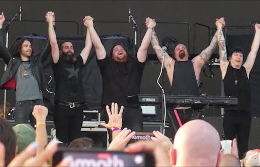 ウルフギャング・ヴァン・ヘイレンが前座を務めるガンズのサマー・ツアー、それぞれの初日ライヴ映像公開
