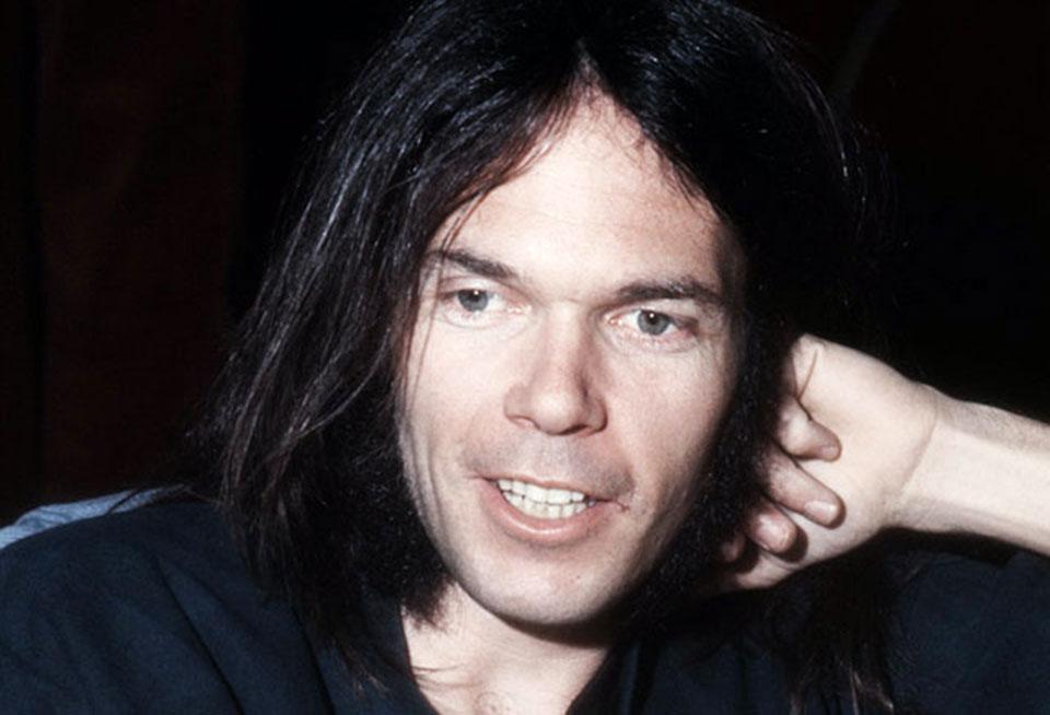 ニール・ヤングのウェブサイト「Neil Young Archives」