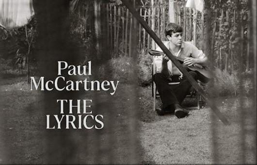 ポール・マッカートニー、11月発売の新刊『The Lyrics』から154曲のタイトル公開