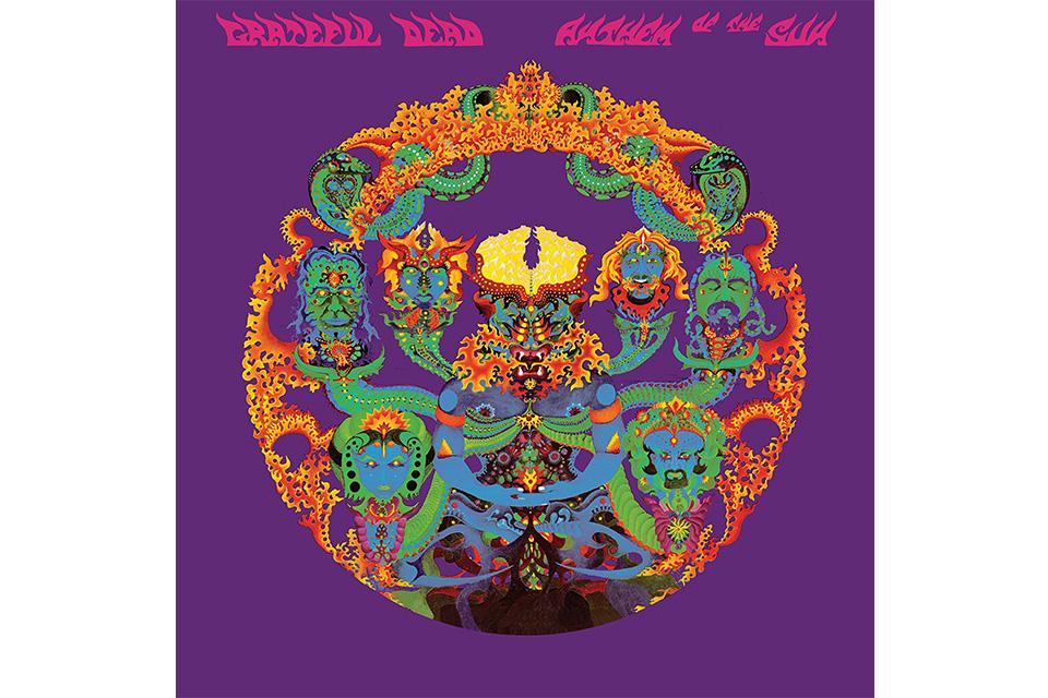 グレイトフル・デッドの『Anthem of the Sun』が50周年を記念してリイシュー