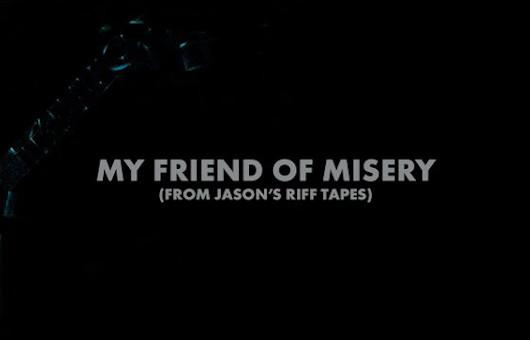 メタリカ1991年の「My Friend Of Misery」、ジェイソン・ニューステッドのデモ・ヴァージョンとカマシ・ワシントンによるカヴァー・ヴァージョン公開