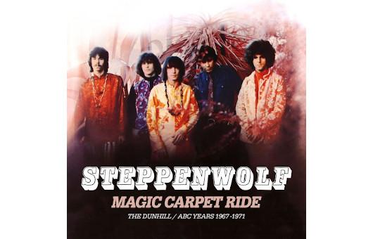 ステッペンウルフのボックスセット『Magic Carpet Ride』、10月29日発売