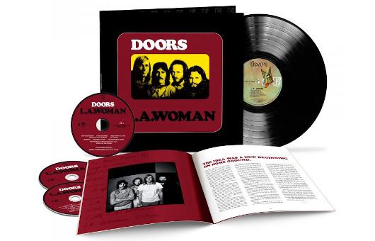 ザ・ドアーズの『L.A. Woman』50周年記念エクスパンデッド・エディション、12月発売