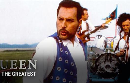 クイーン結成50周年記念YouTubeシリーズ第25弾「Queen - On Video」、そしてフレディ75回目の誕生日を祝う動画を公式が公開
