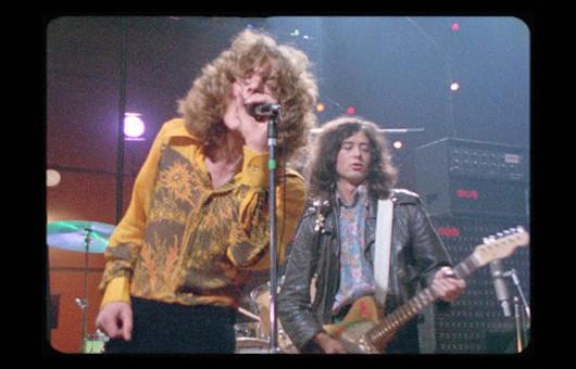 レッド・ツェッペリンのドキュメンタリー『Becoming Led Zeppelin』、ティーザー映像公開