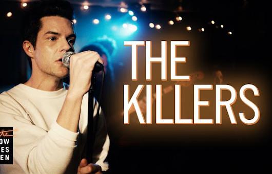 ザ・キラーズ、米TV番組で「In Another Life」を披露