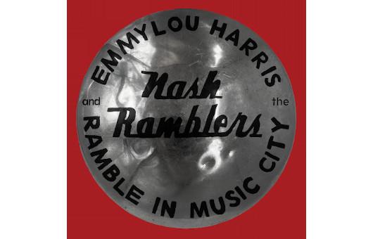 """エミルー・ハリス、""""幻"""" のコンサート音源『Ramble In The Music City : The Lost Concert』が30年もの時を超えて発売!"""