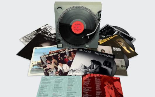 ビリー・ジョエルの9LPボックスセット『The Vinyl Collection, Vol. 1』、11月発売