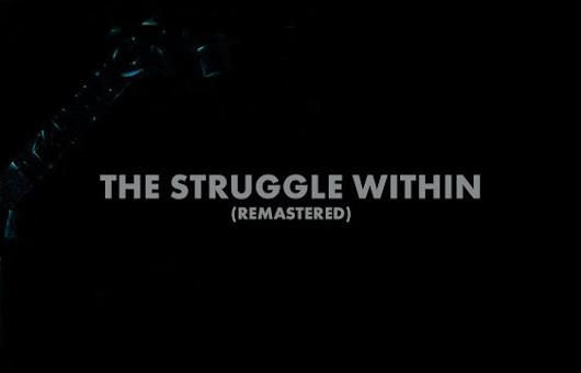 メタリカ、「The Struggle Within」のリマスター・ヴァージョンとカヴァー・ヴァージョン公開