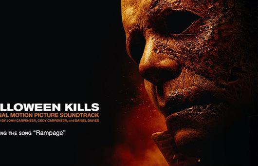 10/29公開映画『ハロウィン KILLS』、音楽家ジョン・カーペンター+コーディ・カーペンター&ダニエル・デイヴィスによるサントラより「Rampage」を公開