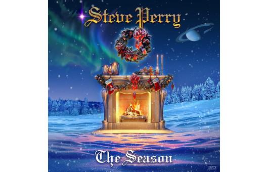 スティーヴ・ペリー、クリスマス・アルバム『The Season』11月5日発売