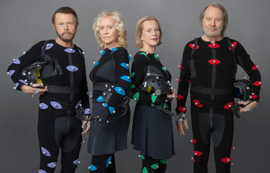 ABBA、新曲で約40年ぶりに全英チャートTOP10に返り咲き