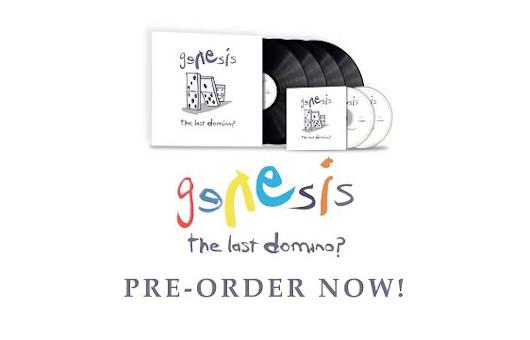 ジェネシス、最新アルバム『The Last Domino?』のトレーラーほか公開