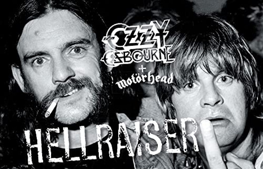 オジー・オズボーン、レミーとデュエットした「Hellraiser」の新ヴァージョン公開