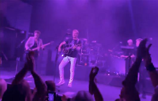 デュラン・デュラン、2年ぶりのコンサートで新曲を初披露