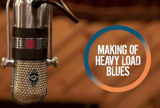 ウォーレン・ヘインズ率いるガヴァメント・ミュール、初ブルース・アルバム『Heavy Load Blues』のメイキング映像と収録曲「Heavy Load」公開