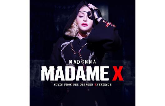 マドンナ「マダムX・ツアー」のドキュメンタリー映画公開と連動した、デジタル・サウンドトラックが配信開始!