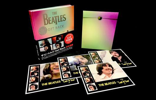 『ザ・ビートルズ:Get Back』日本語版 初版限定特典 ロビーカード4枚付(送料無料)
