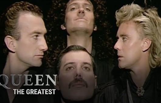 クイーン結成50周年記念YouTubeシリーズ「Queen The Greatest」、第31弾「One Vision」公開