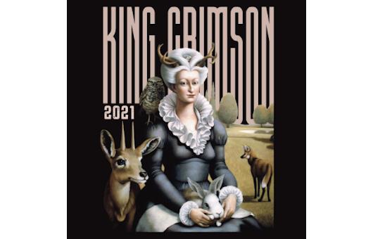 キング・クリムゾン、今年のUSツアーを収録したライヴ・アルバム『Music Is Our Friend』11月発売