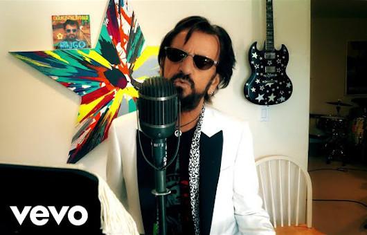 リンゴ・スター、最新EP「Change the World」から「Rock Around the Clock」のMV公開