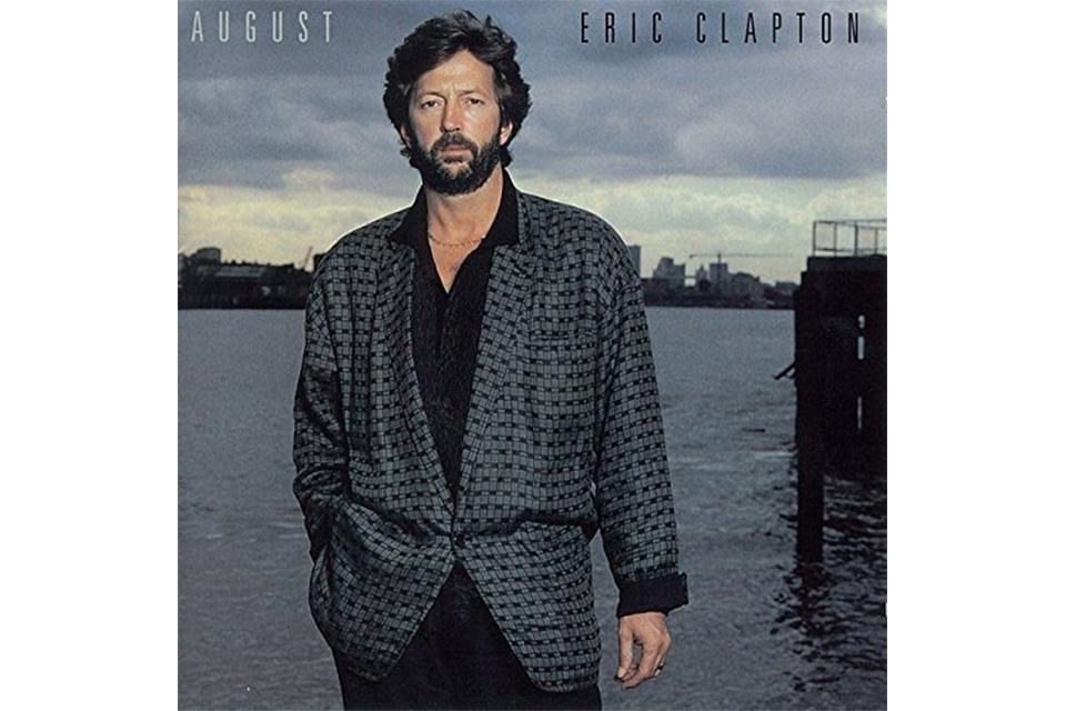 クラプトンが発表した80年代のアルバム4枚が6月にアナログ盤でリイシュー