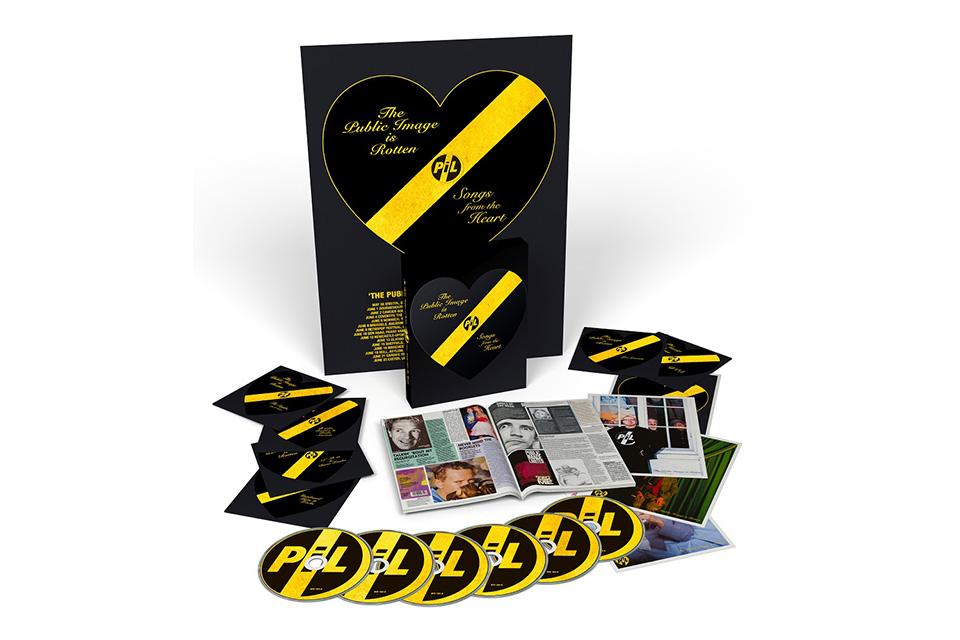 パブリック・イメージ・リミテッド、結成40周年記念ボックス・セットの発売決定。ドキュメンタリー映画も公開!