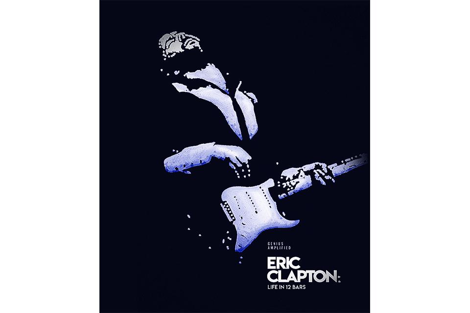 映画『エリック・クラプトン~12小節の人生~』公開決定