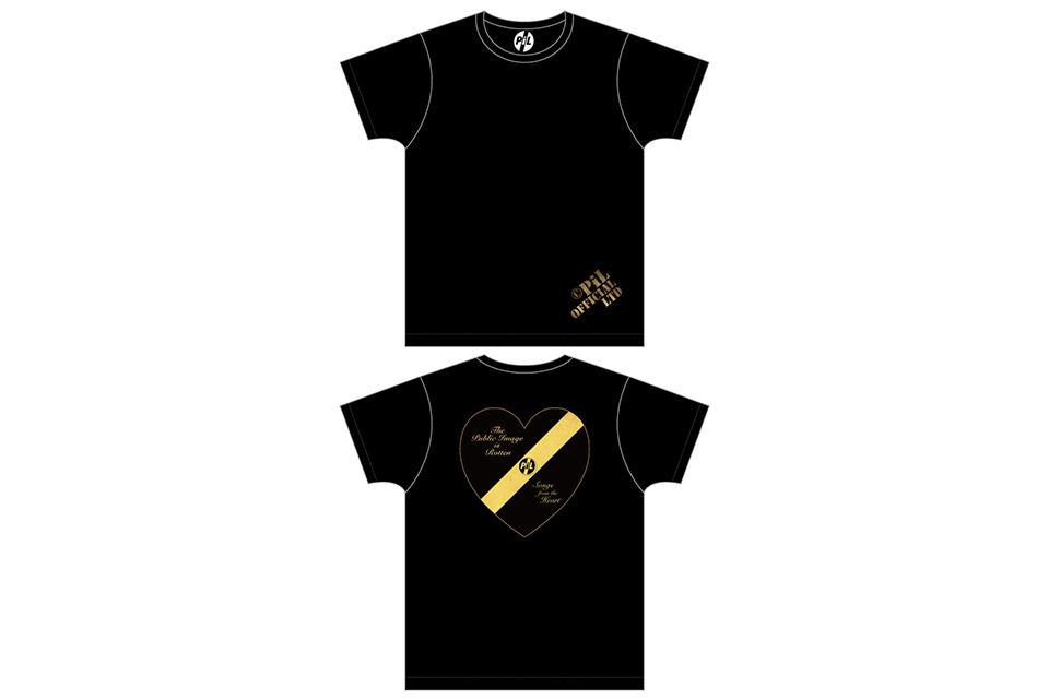 パブリック・イメージ・リミテッド、結成40周年を記念したTシャツ、本日6月15日 (金)より予約販売開始