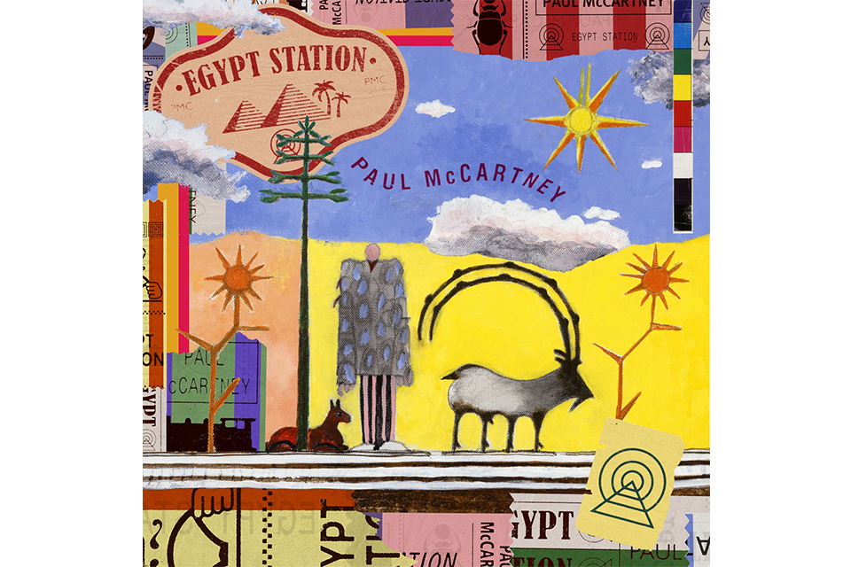 ポール・マッカートニーが新作『Egypt Station』の曲目リストを発表