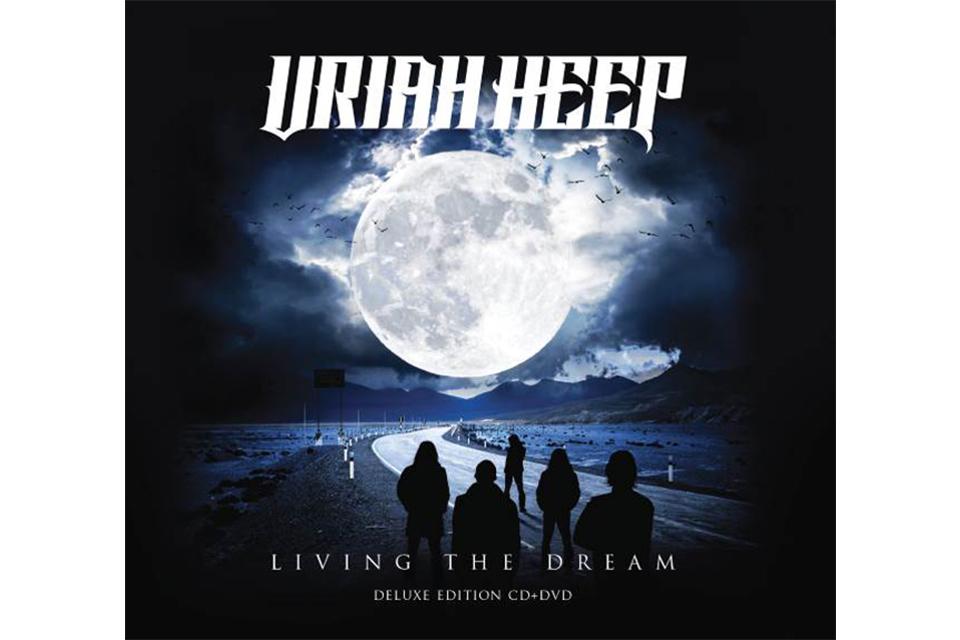 ユーライア・ヒープが25枚目のスタジオ・アルバムをリリース