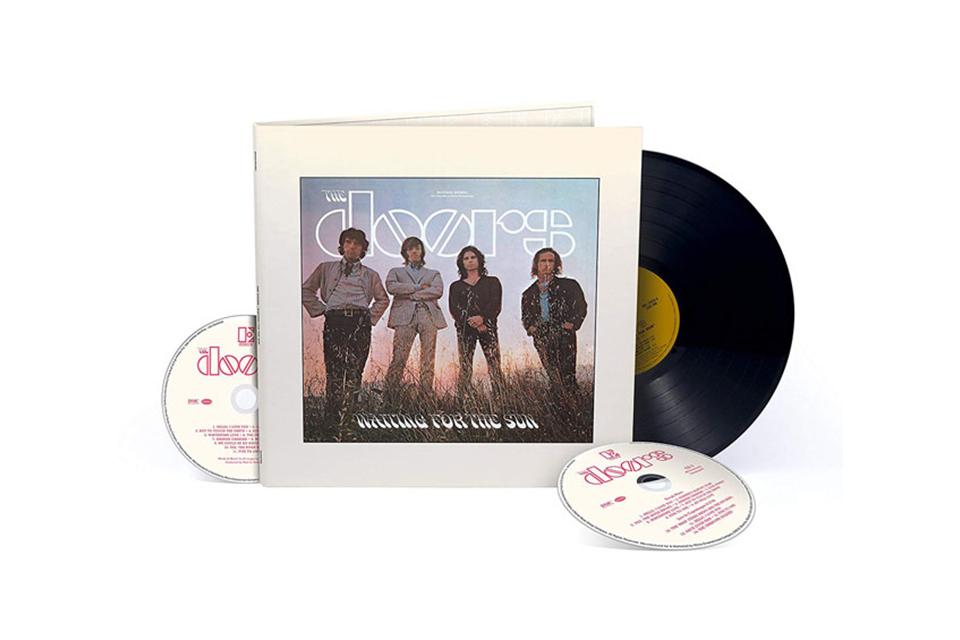 ドアーズの『Waiting For the Sun』50周年記念のデラックス・エディションが発売