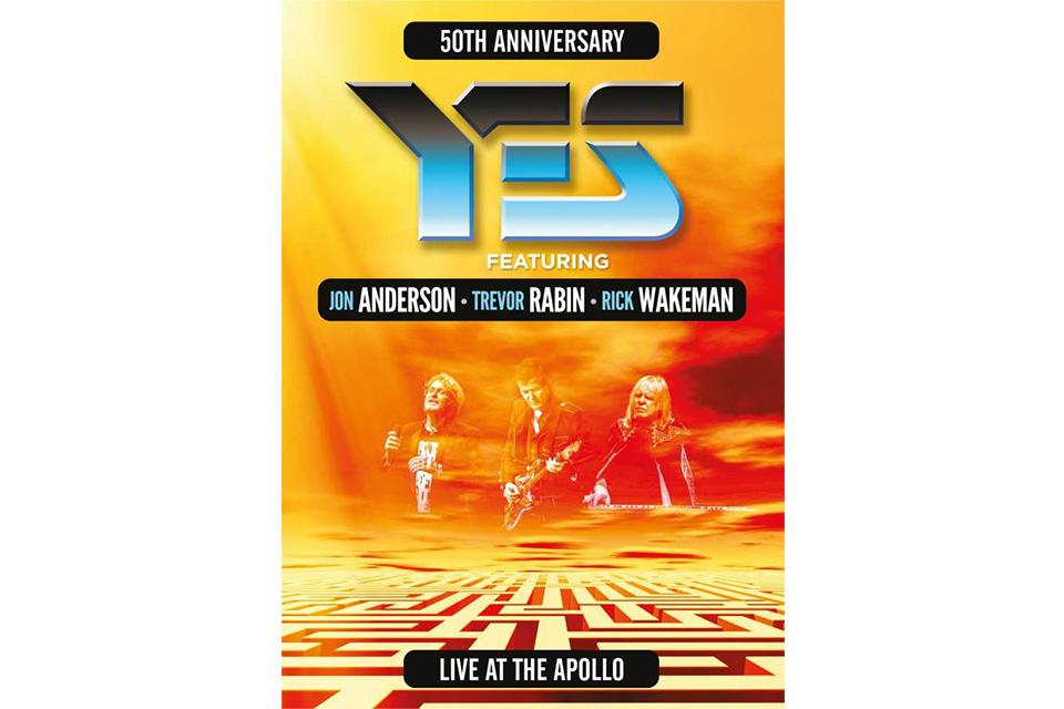 イエス・フィーチャリング・アンダーソン、ラビン、ウェイクマンが『Live at the Apollo』をリリース