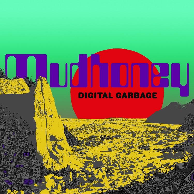 シアトル・シーンのシンボル、マッドハニーのニュー・アルバム『デジタル・ガービッジ』が完成