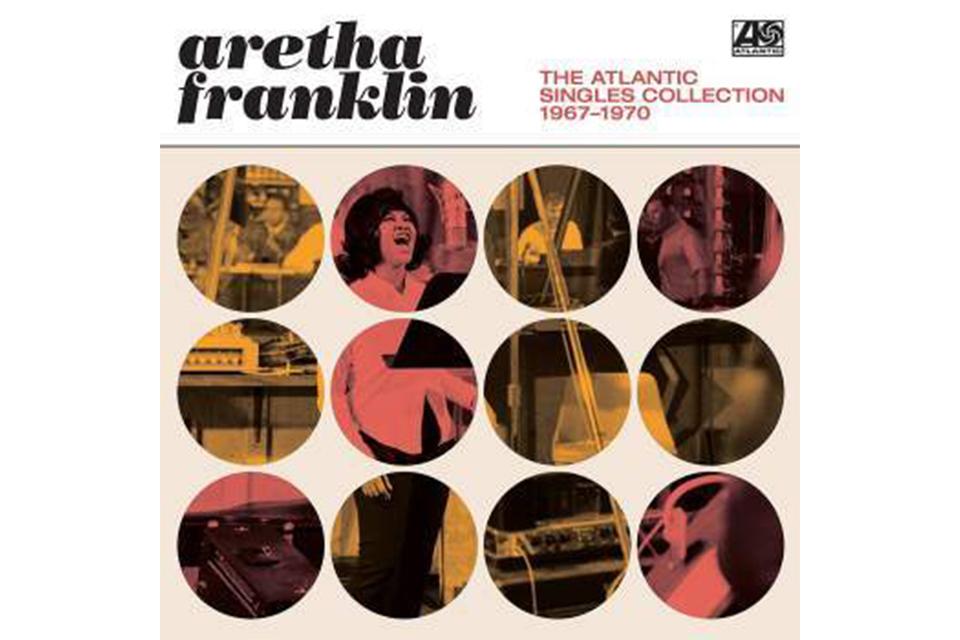 アレサ・フランクリンのシングル・コレクションが発売
