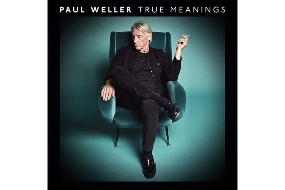ポール・ウェラーが新作『True Meanings』をリリース