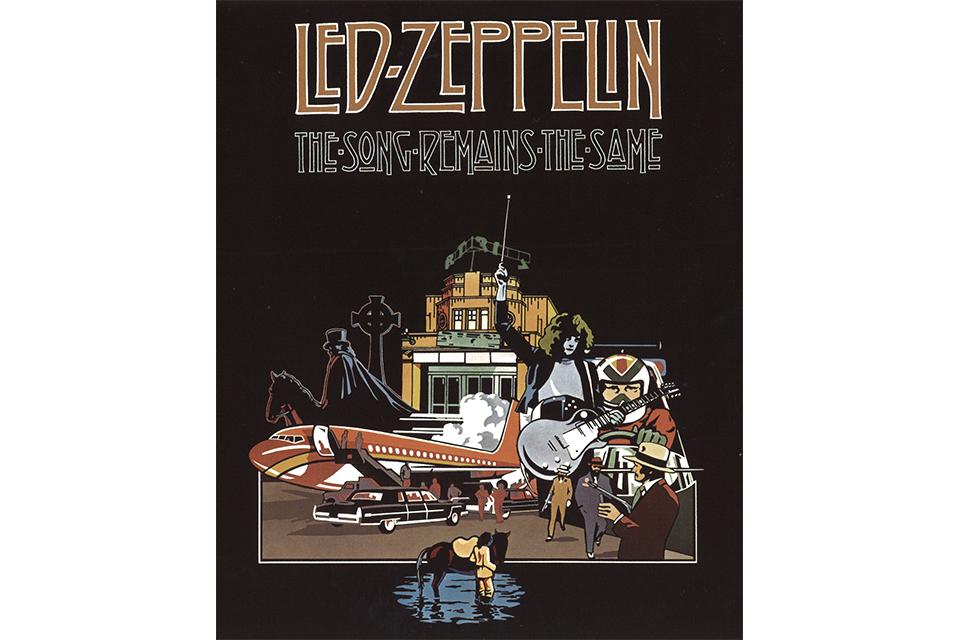 レッド・ツェッペリン、41年ぶりの『狂熱のライブ』ツアー開催決定!