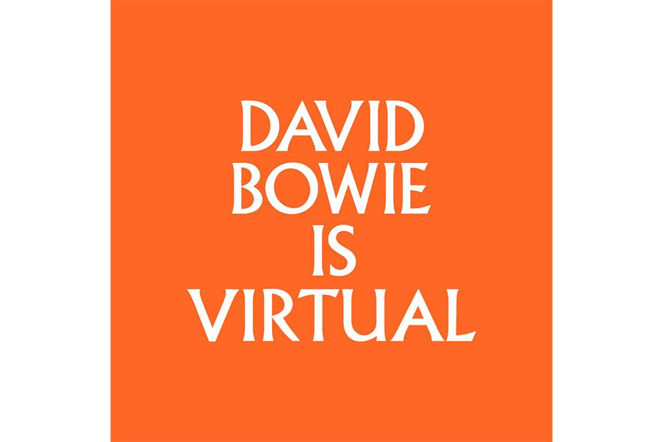 デヴィッド・ボウイ展がヴァーチャル・リアリティで永遠に!