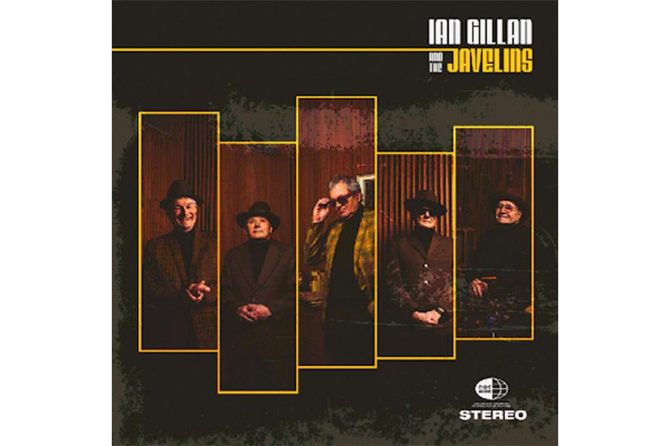 イアン・ギラン&ザ・ジャヴェリンズが再々結成アルバムを発表