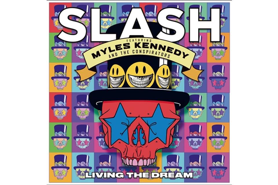 スラッシュのニュー・シングル「Driving Rain」が試聴可能