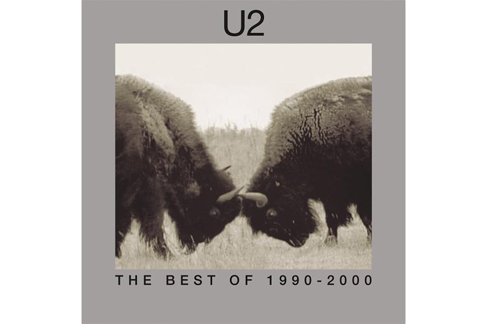 U2の『ザ・ベスト・オブ・1990-2000』がリマスター&180g2枚組LPにて発売決定