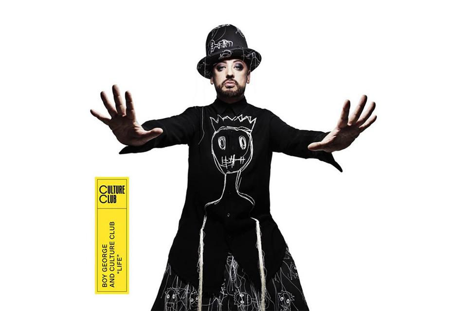 ボーイ・ジョージ&カルチャー・クラブが19年ぶりにアルバムをリリース