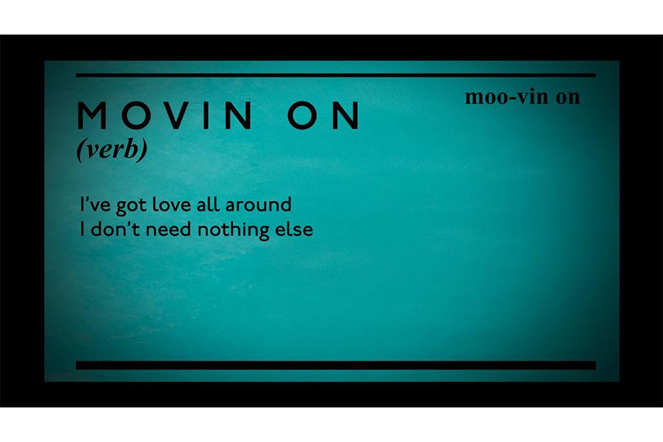 ポール・ウェラーがニュー・シングル「Movin On」のリリック・ビデオを公開