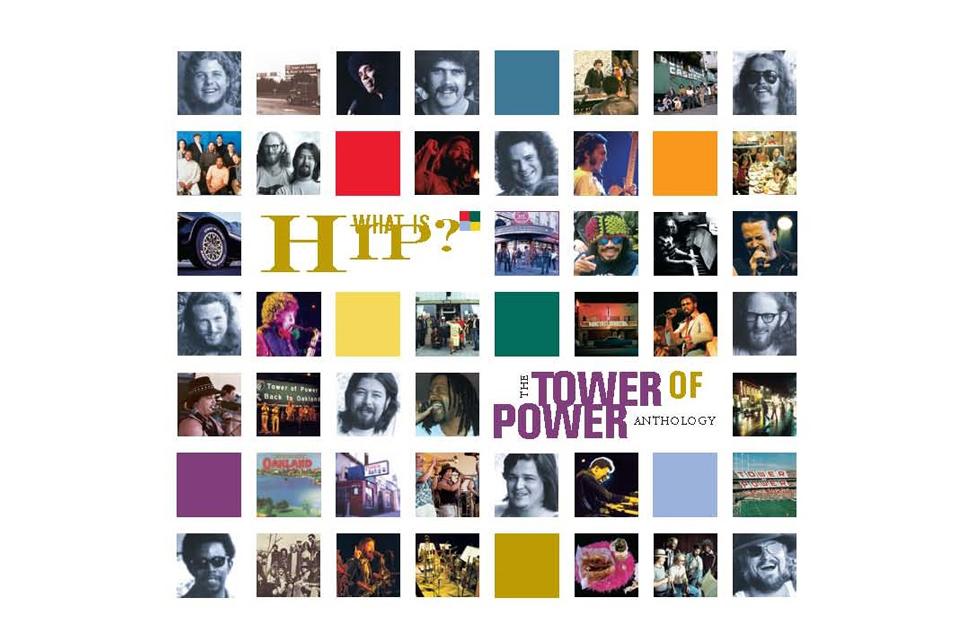 タワー・オブ・パワー、デビュー50周年を祝う来日公演に合わせて、レーベルを越えたベスト盤をリリース!