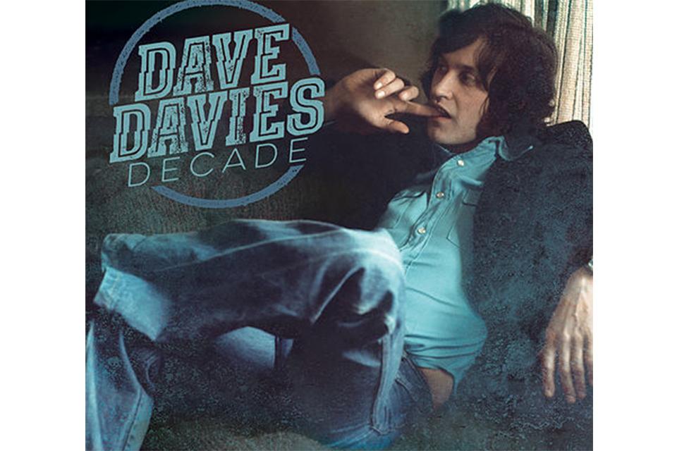 デイヴ・デイヴィスの未発表曲を収録したアーカイヴ・アルバム『Decade』が発売