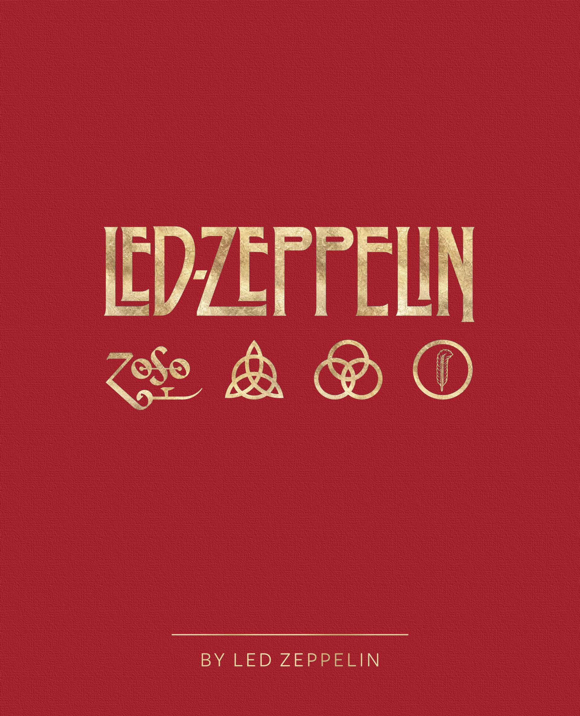 レッド・ツェッペリン、50年の歴史を貴重写真とメンバーの解説で綴ったオフィシャル・ブック『LED ZEPPELIN by LED ZEPPELIN』。日本語版、4000部限定で発売決定!