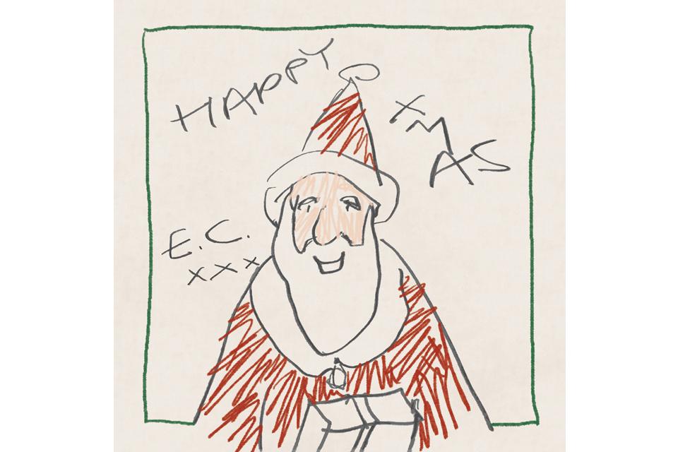 エリック・クラプトンがクリスマス・アルバムをリリース