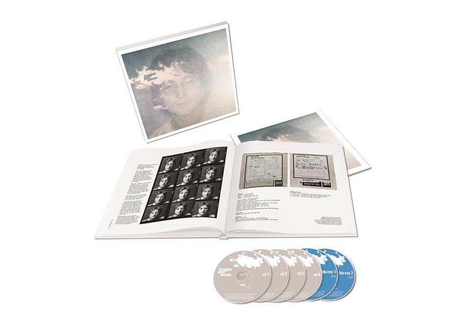 ジョン・レノン『イマジン:アルティメイト・コレクション』の発売に合わせて、本国SNSで写真や動画公開中